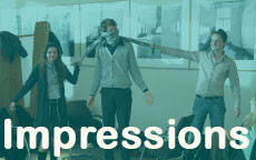 Impressions Homepage wit