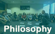 Philosophy Homepage nieuw